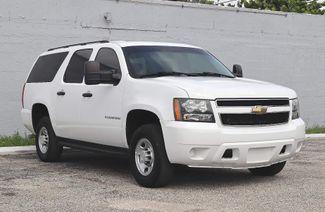 2007 Chevrolet Suburban Commercial Hollywood, Florida 1