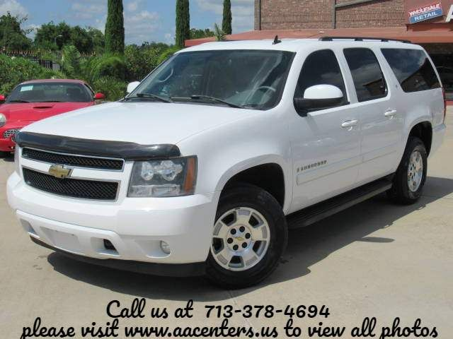 2007 Chevrolet Suburban 1500 LT 4WD | Houston, TX | American Auto Centers in Houston TX