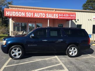 2007 Chevrolet Suburban in Myrtle Beach South Carolina