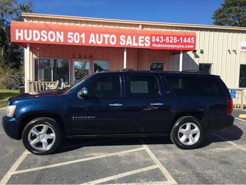 2007 Chevrolet Suburban LTZ | Myrtle Beach, South Carolina | Hudson Auto Sales in Myrtle Beach South Carolina