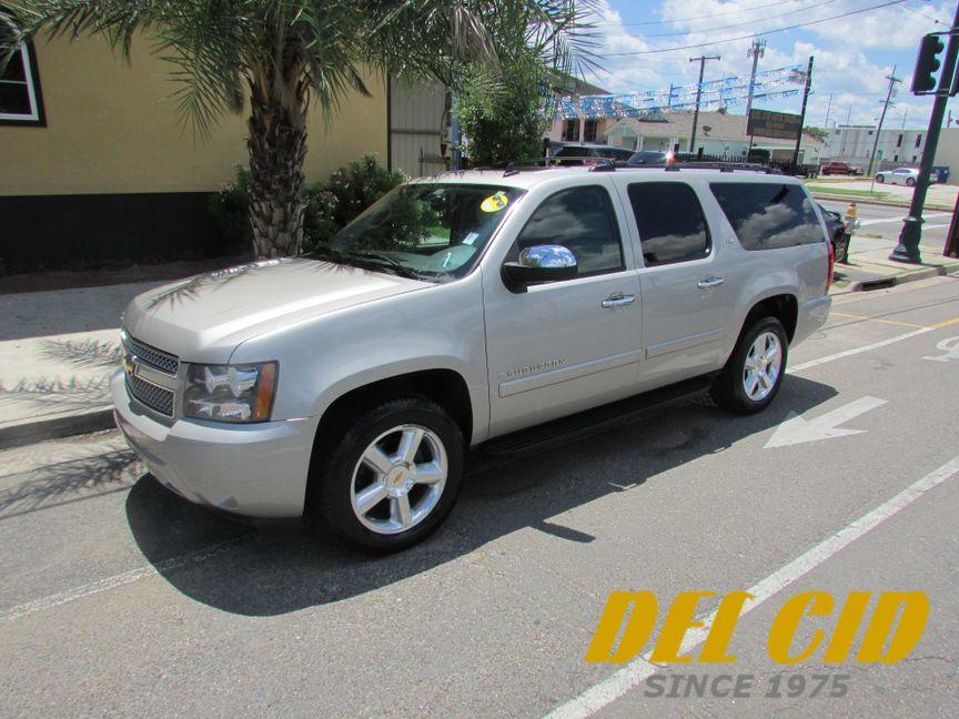 2007 Chevrolet Suburban Ltz New Orleans Louisiana Del Cid Auto