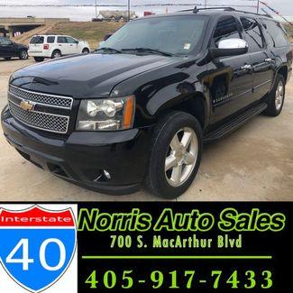 2007 Chevrolet Suburban LTZ   Oklahoma City, OK   Norris Auto Sales (I-40) in Oklahoma City OK