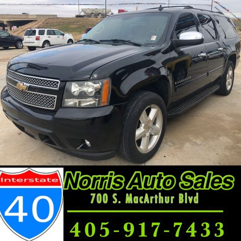 2007 Chevrolet Suburban LTZ | Oklahoma City, OK | Norris Auto Sales (I-40) in Oklahoma City OK