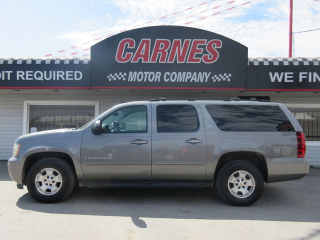 2007 Chevrolet Suburban, PRICE SHOWN IS THE DOWN PAYMENT south houston, TX 1
