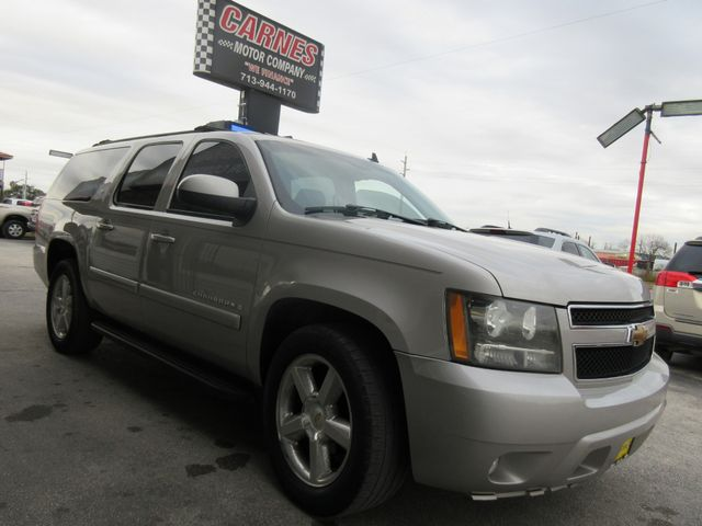 2007 Chevrolet Suburban LT south houston, TX 4