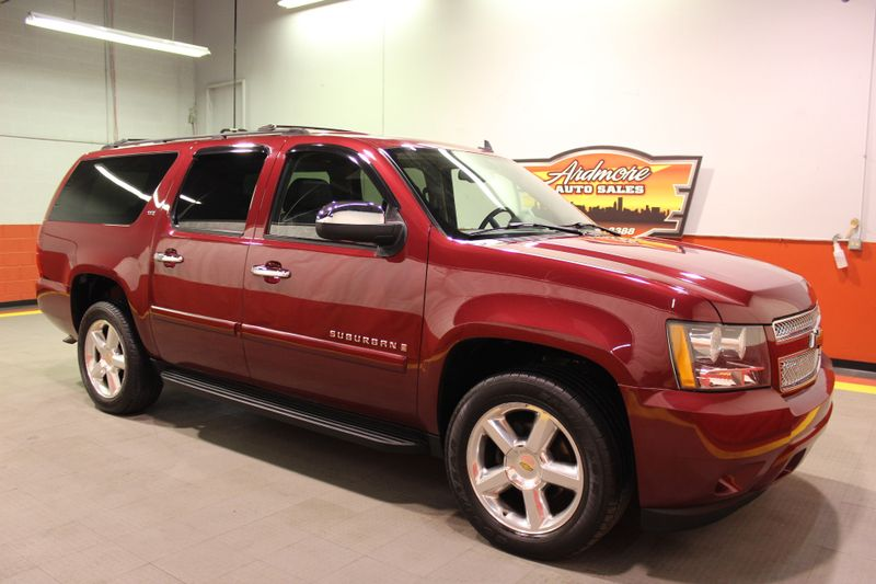 2007 Chevrolet Suburban LT  city Illinois  Ardmore Auto Sales  in West Chicago, Illinois