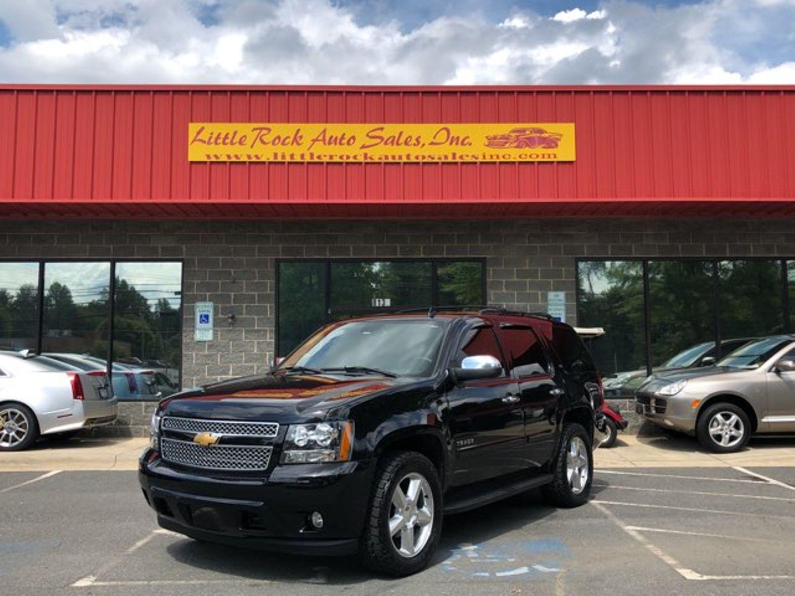 2007 Chevrolet Tahoe LTZ City NC Little Rock Auto Sales Inc In Charlotte,  ...