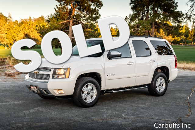 2007 Chevrolet Tahoe LT Z71 | Concord, CA | Carbuffs in Concord