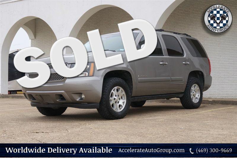 2007 Chevrolet Tahoe LTZ - LOADED in Rowlett Texas