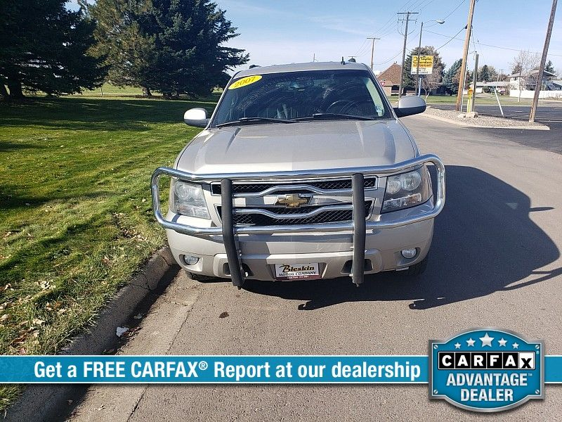 2007 Chevrolet Tahoe 4d SUV 4WD LT  city MT  Bleskin Motor Company   in Great Falls, MT