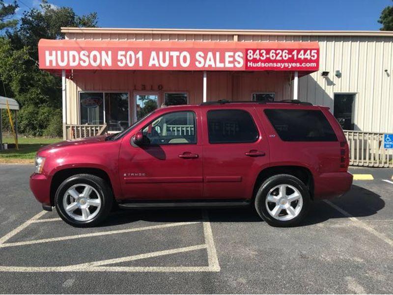 2007 Chevrolet Tahoe LTZ | Myrtle Beach, South Carolina | Hudson Auto Sales in Myrtle Beach South Carolina