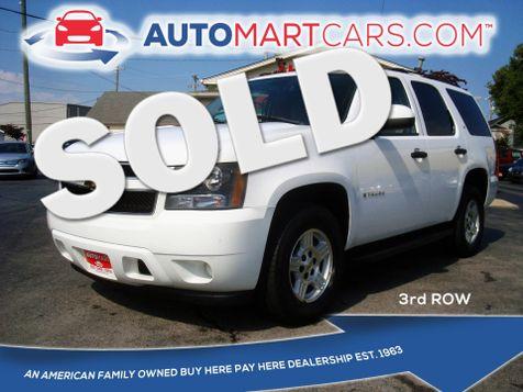 2007 Chevrolet Tahoe LS | Nashville, Tennessee | Auto Mart Used Cars Inc. in Nashville, Tennessee