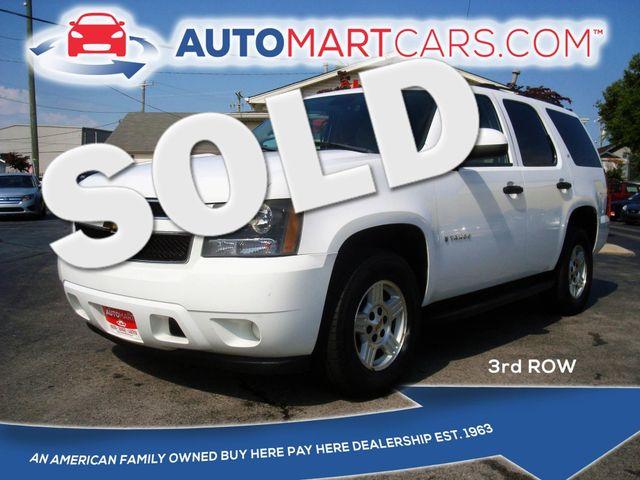 2007 Chevrolet Tahoe LS | Nashville, Tennessee | Auto Mart Used Cars Inc. in Nashville Tennessee