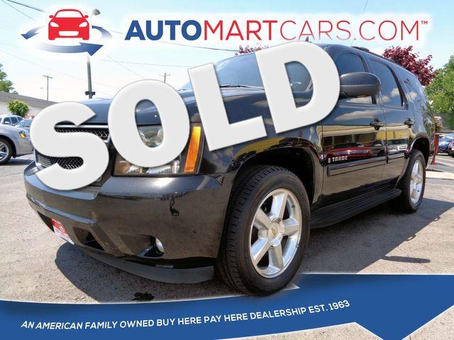 2007 Chevrolet Tahoe LTZ | Nashville, Tennessee | Auto Mart Used Cars Inc. in Nashville Tennessee