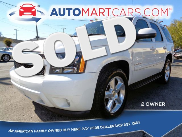 2007 Chevrolet Tahoe LT in Nashville, Tennessee 37211