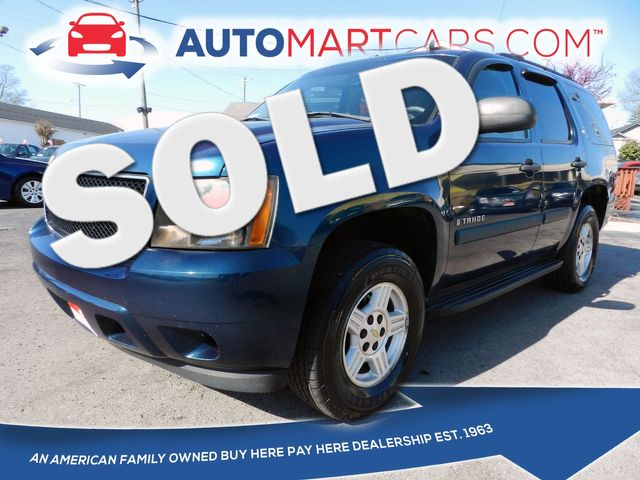 2007 Chevrolet Tahoe LS in Nashville, Tennessee 37211
