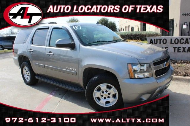 2007 Chevrolet Tahoe LT | Plano, TX | Consign My Vehicle in  TX