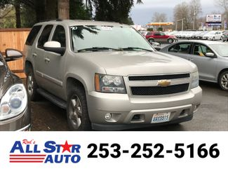 2007 Chevrolet Tahoe LTZ 4WD in Puyallup Washington, 98371