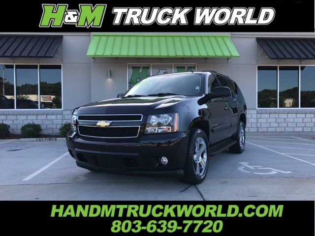 2007 Chevrolet Tahoe LTZ 4X4 *NAV*ROOF*ENTERTAINMENT* SUPER LOW MILES