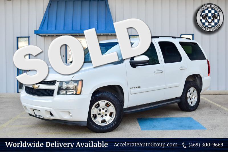 2007 Chevrolet Tahoe LT in Rowlett Texas