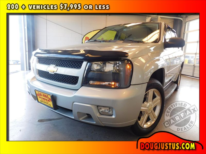 2007 Chevrolet TrailBlazer LT  city TN  Doug Justus Auto Center Inc  in Airport Motor Mile ( Metro Knoxville ), TN