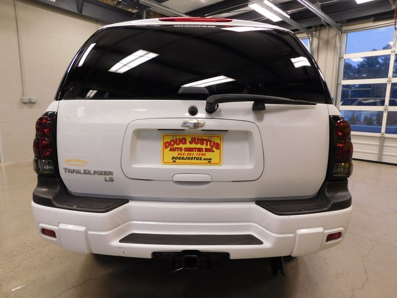 2007 Chevrolet TrailBlazer LS  city TN  Doug Justus Auto Center Inc  in Airport Motor Mile ( Metro Knoxville ), TN