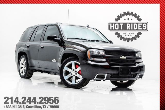 2007 Chevrolet TrailBlazer SS With Upgrades