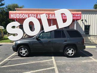 2007 Chevrolet TrailBlazer LS | Myrtle Beach, South Carolina | Hudson Auto Sales in Myrtle Beach South Carolina