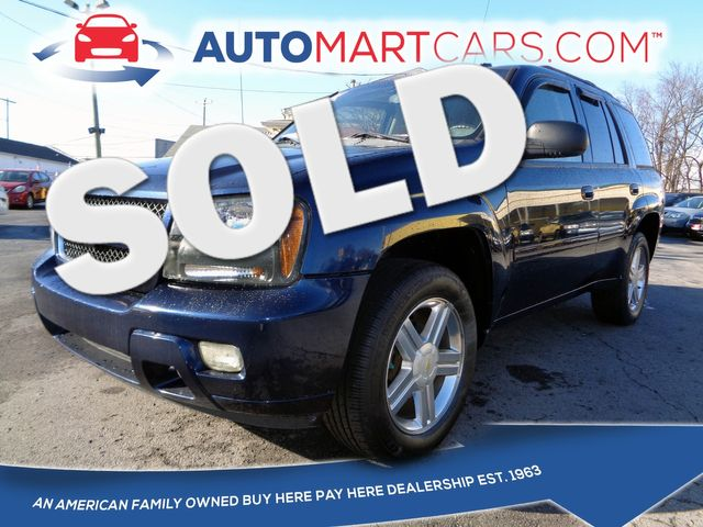 2007 Chevrolet TrailBlazer LT in Nashville, Tennessee 37211