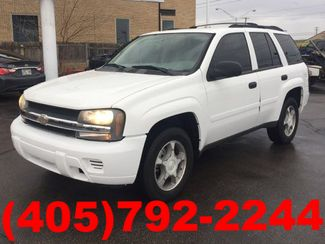 2007 Chevrolet TrailBlazer LS in Oklahoma City OK