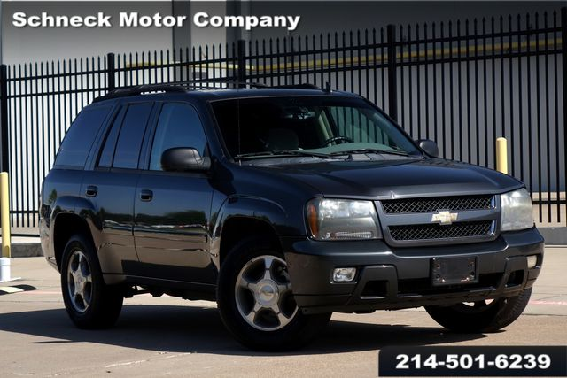2007 Chevrolet TrailBlazer 4X4 LT