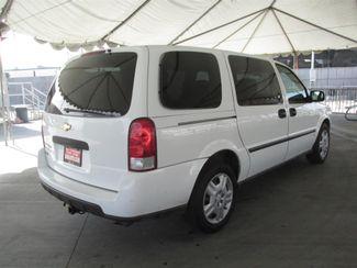 2007 Chevrolet Uplander LS Fleet Gardena, California 2