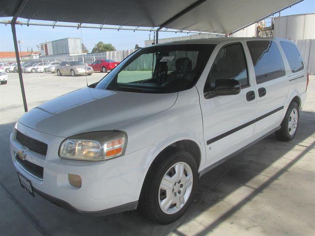 2007 Chevrolet Uplander LS Fleet Gardena, California