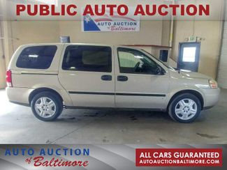 2007 Chevrolet Uplander LS Fleet | JOPPA, MD | Auto Auction of Baltimore  in Joppa MD