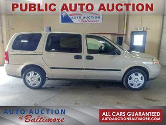 2007 Chevrolet Uplander LS Fleet | JOPPA, MD | Auto Auction of Baltimore  in Joppa MD