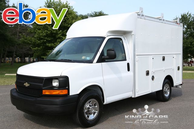 2007 Chevy 3500 Srw Spartan UTILITY SERVICE VAN LOW MILES 1-OWNER WOW in Woodbury, New Jersey 08093