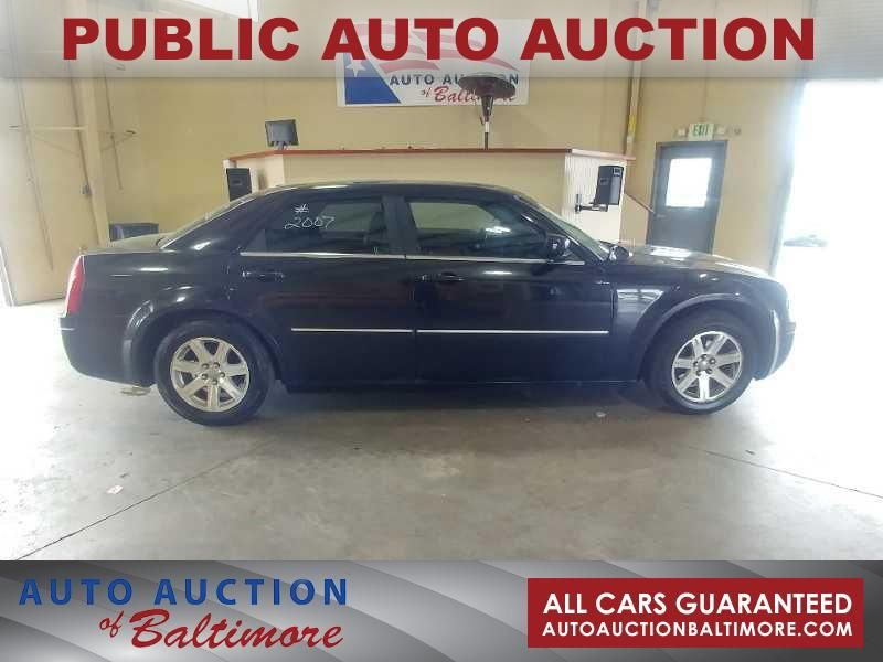 2007 Chrysler 300 Touring   JOPPA, MD   Auto Auction of Baltimore  in JOPPA MD