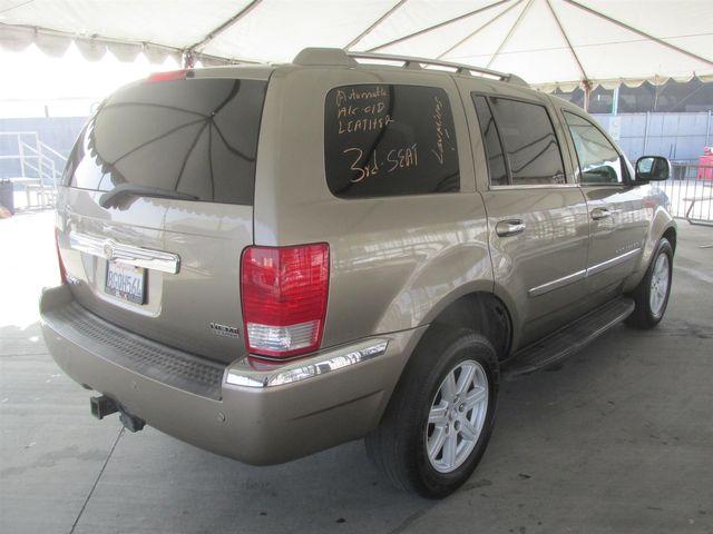 2007 Chrysler Aspen Limited Gardena, California 2