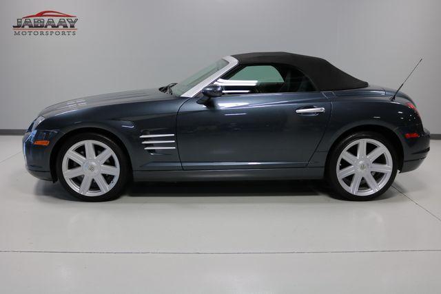 2007 Chrysler Crossfire Limited Merrillville, Indiana 25