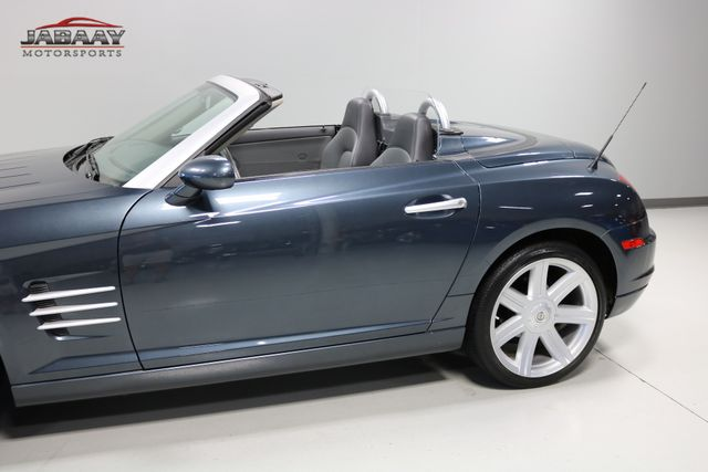 2007 Chrysler Crossfire Limited Merrillville, Indiana 32