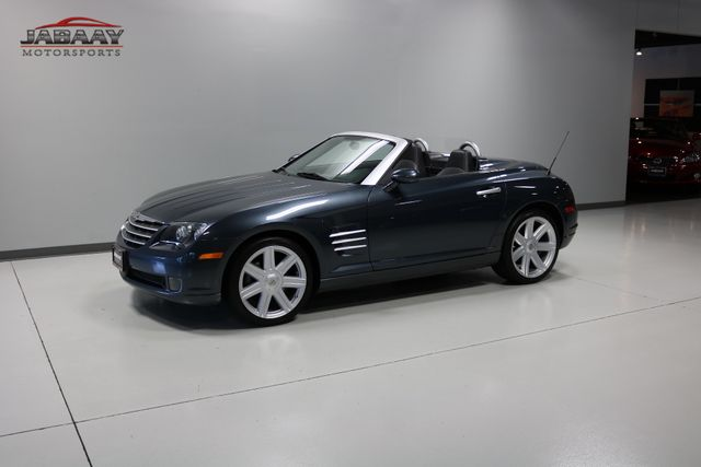 2007 Chrysler Crossfire Limited Merrillville, Indiana 33