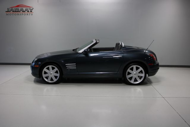 2007 Chrysler Crossfire Limited Merrillville, Indiana 35