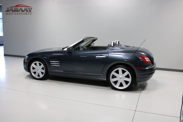 2007 Chrysler Crossfire Limited Merrillville, Indiana 36