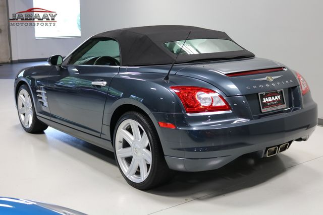 2007 Chrysler Crossfire Limited Merrillville, Indiana 26