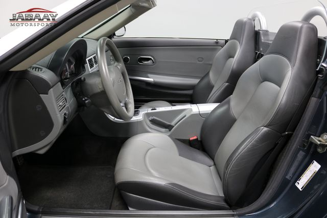 2007 Chrysler Crossfire Limited Merrillville, Indiana 10