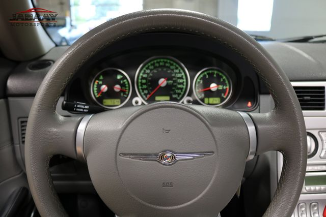 2007 Chrysler Crossfire Limited Merrillville, Indiana 15