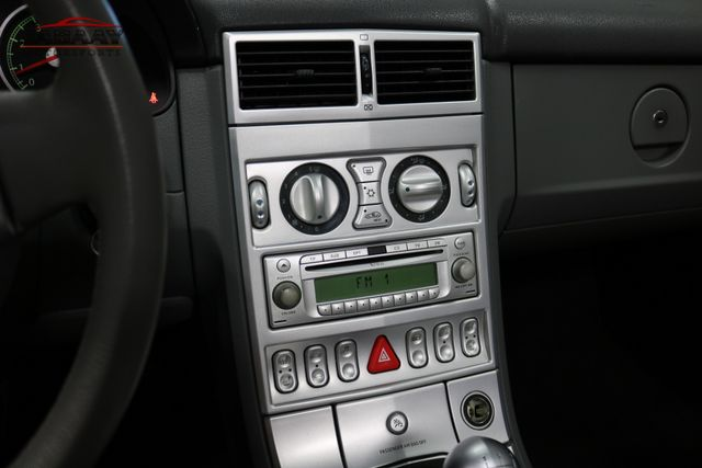 2007 Chrysler Crossfire Limited Merrillville, Indiana 17