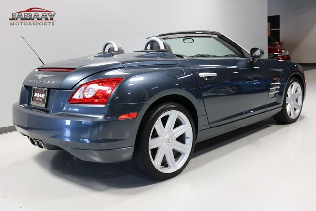 2007 Chrysler Crossfire Limited Merrillville, Indiana 4