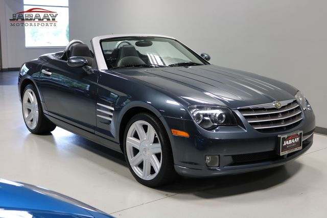 2007 Chrysler Crossfire Limited Merrillville, Indiana 6