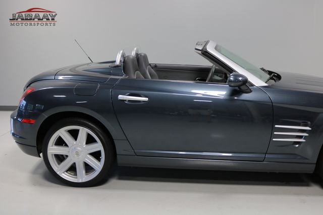 2007 Chrysler Crossfire Limited Merrillville, Indiana 37